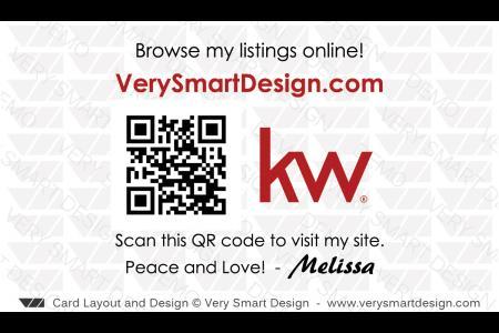 Custom keller williams new real estate business card designs for kw business card back design 3 for keller williams real estat design image via very smart colourmoves