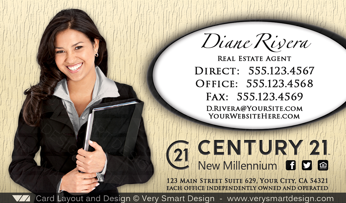 New c21 logo business card for century 21 agents template 12c new c21 logo business card for century 21 agents template 12c wajeb Images