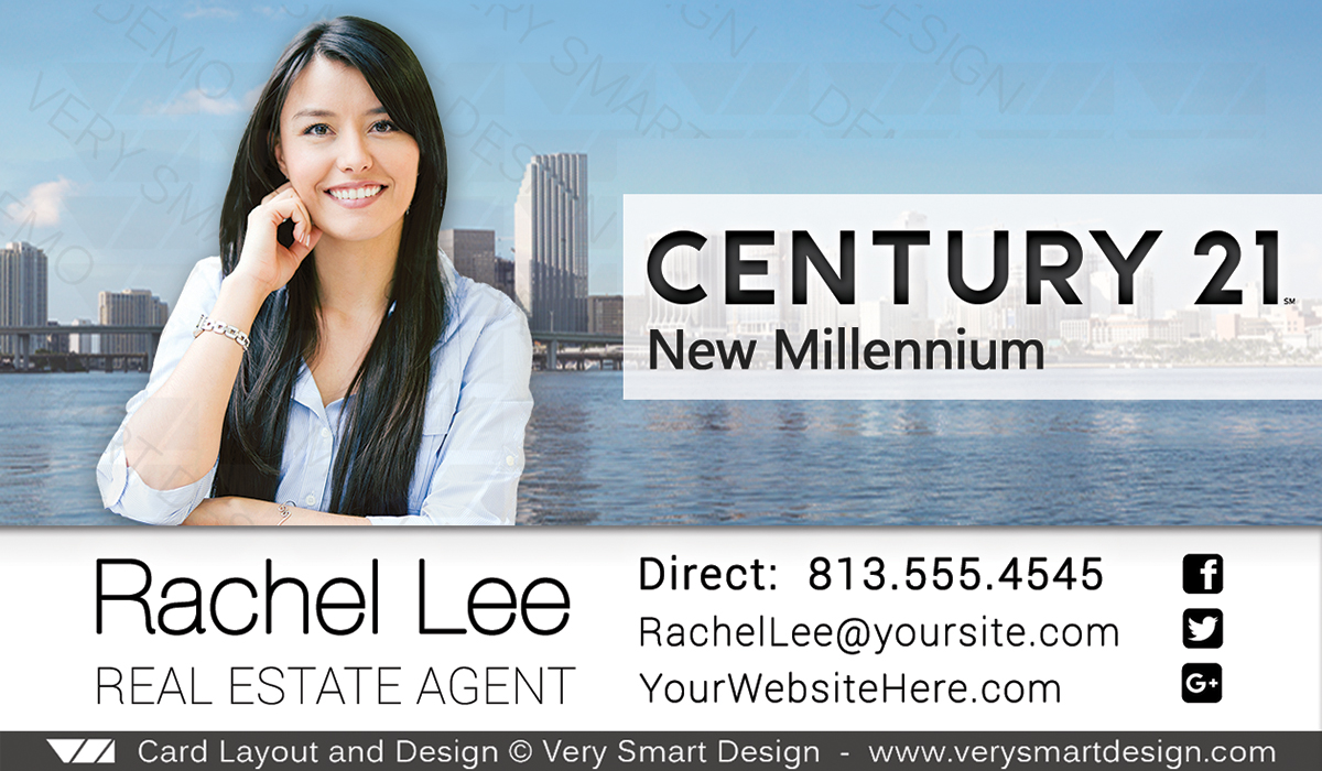 Century 21 real estate business cards with new c21 logo agents 15b blue and white century 21 real estate business cards with new c21 logo agents 15b colourmoves